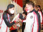 Kontingen Olimpiade akan Diundang Presiden Jokowi ke Istana Negara