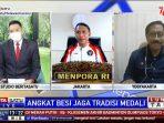 Angkat Besi Konsisten Sumbang Medali